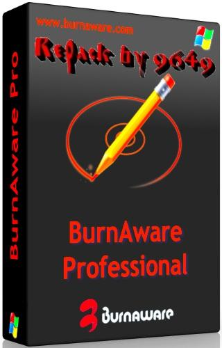 BurnAware Professional 11.6 RePack & Portable by 9649