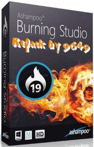 Ashampoo Burning Studio 19.0.3.11 RePack & Portable by 9649