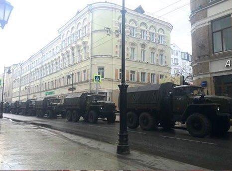 Россия перестала бомбить Сирию, - представитель Генштаба РФ Рудской - Цензор.НЕТ 714