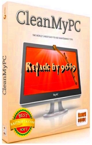 CleanMyPC 1.9.9.1825 RePack & Portable by 9649