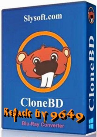 CloneBD 1.2.6.0 RePack & Portable by 9649