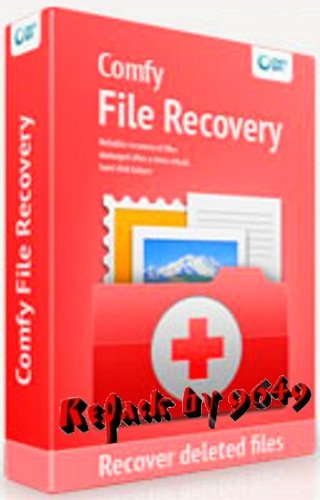 Comfy File Recovery 5.0 RePack & Portable by 9649