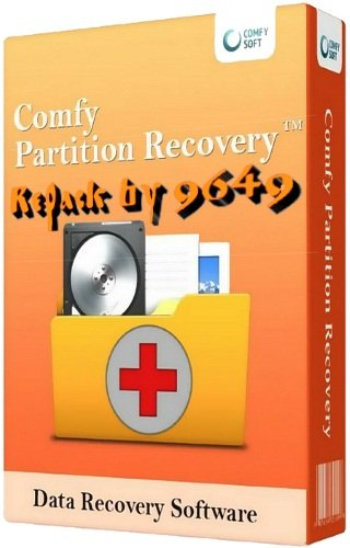 Comfy Partition Recovery 3.0 RePack & Portable by 9649