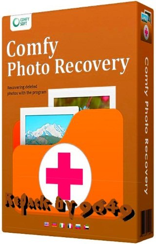 Comfy Photo Recovery 5.6 RePack & Portable by 9649