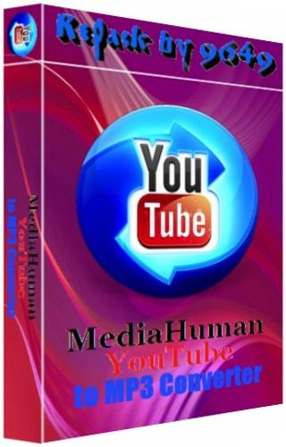 MediaHuman YouTube to MP3 Converter 3.9.9.40 RePack & Portable by 9649
