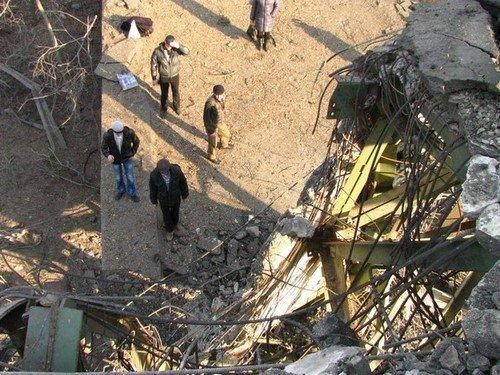 Террористы полностью разрушили мост через Северский Донец в Станице Луганской, - Москаль - Цензор.НЕТ 7731