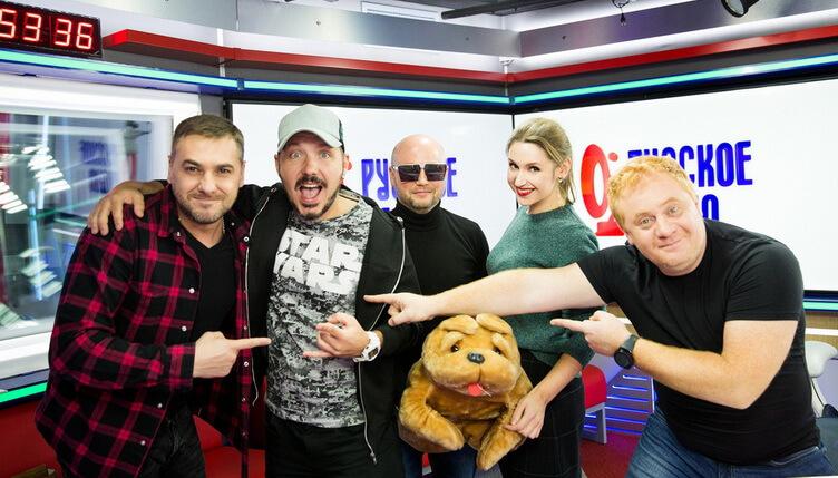 В гости к «Русским Перцам» наведался дуэт диджеев Filatov&Karas - Новости радио OnAir.ru