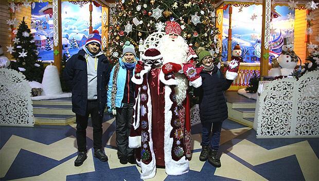 «Дорожное радио» и слушатели со всей страны сделали Деду Морозу эксклюзивный подарок - Новости радио OnAir.ru