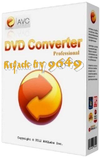 Any DVD Converter Professional 6.3.0 RePack & Portable by 9649