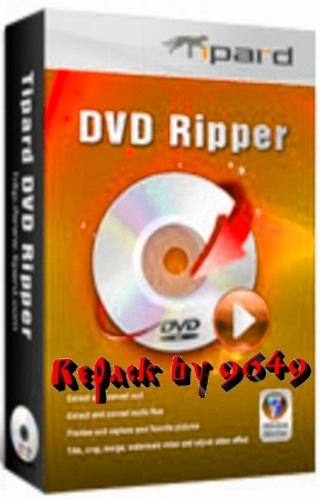 Tipard DVD Ripper 9.2.30 RePack & Portable by 9649