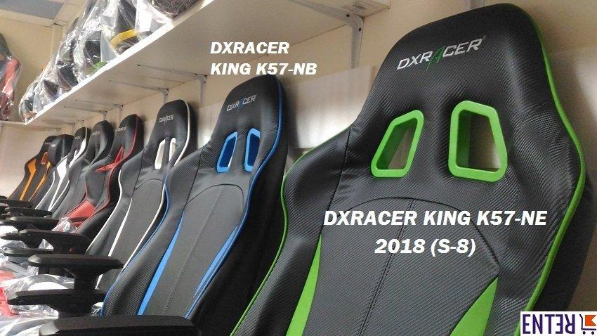 Геймерское кресло DXRacer OH/K-57/NB