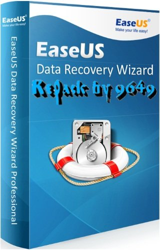 EaseUS Data Recovery Wizard Tech 13.6 RePack & Portable by 9649