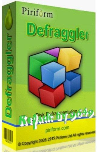 Defraggler 2.22.995 RePack & Portable by 9649