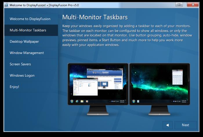 Настрой монитор с DisplayFusion