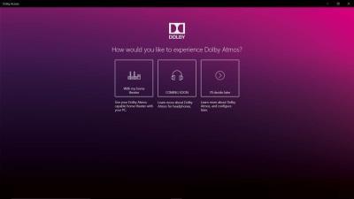 Dolby Atmos App для Windows 10 теперь доступен с поддержкой наушников