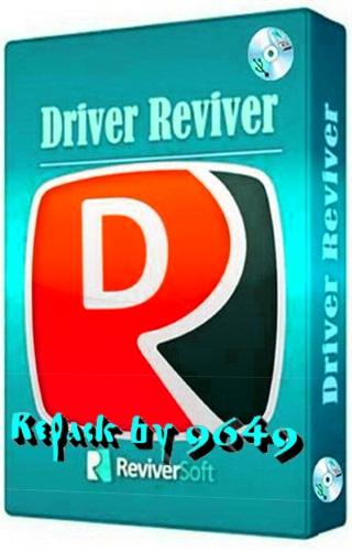 Driver Reviver 5.27.2.16 RePack & Portable by 9649