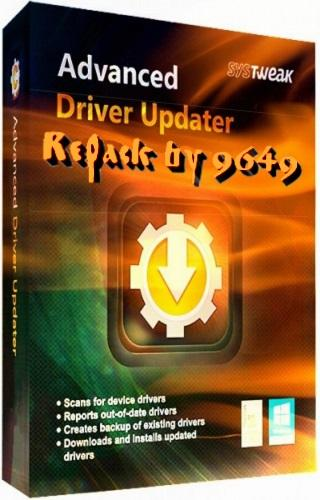 Advanced Driver Updater 4.5.1086.17605 RePack & Portable by 9649