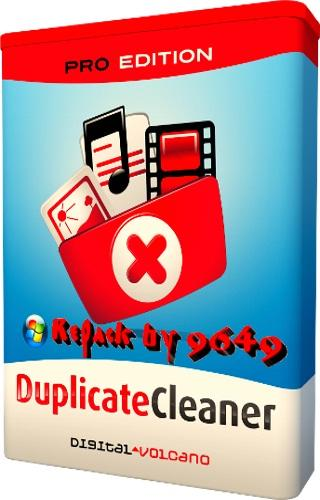 Duplicate Cleaner Pro 4.1.3 RePack & Portable by 9649