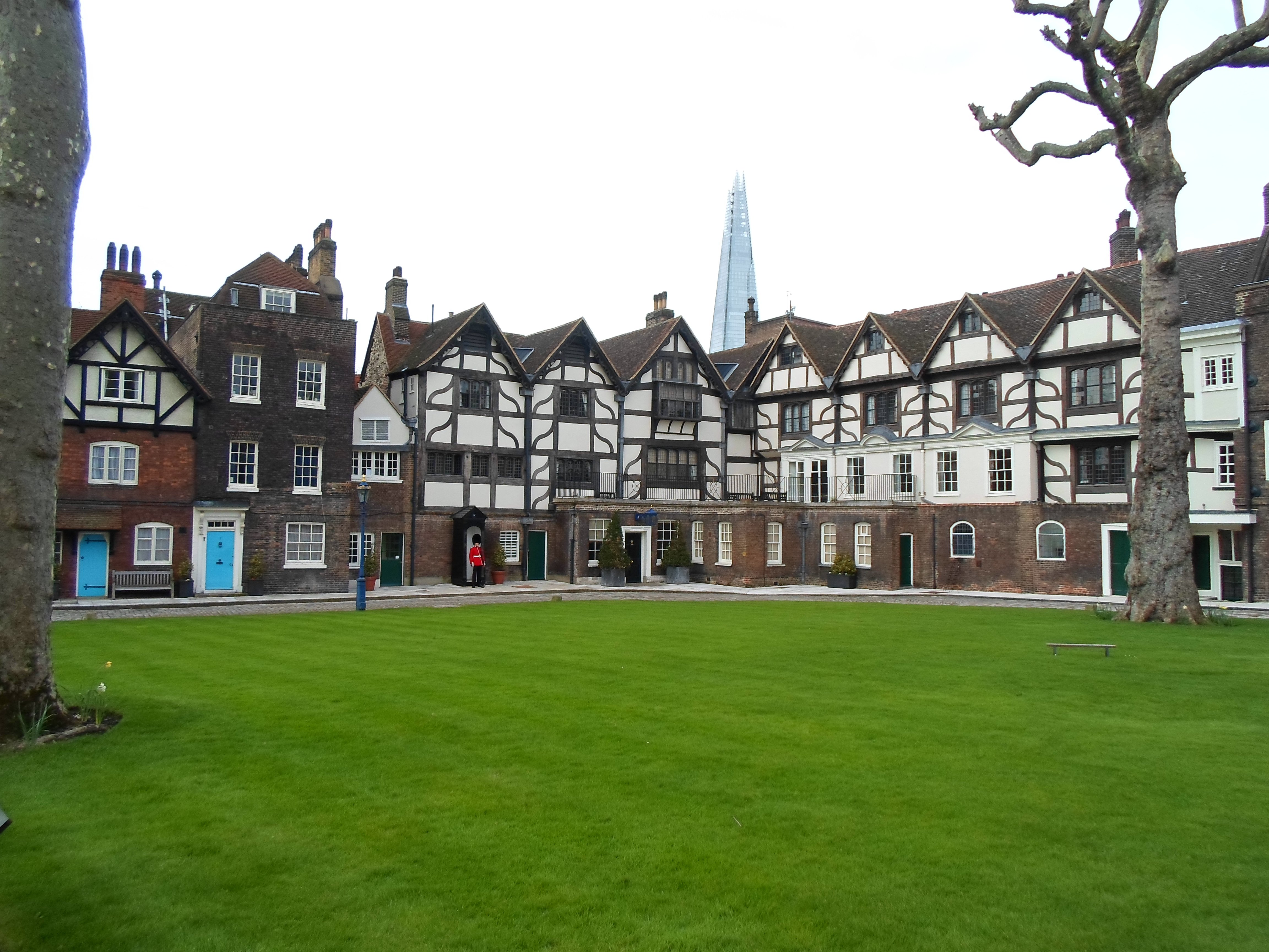 Две недели в Лондоне