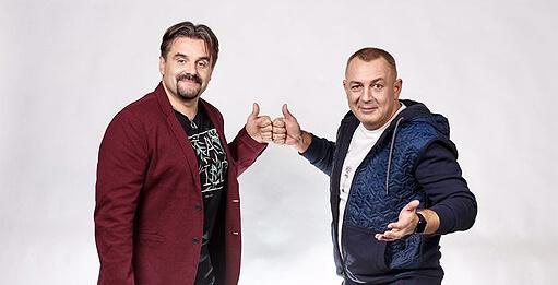Новое утреннее драйв-шоу на «Народном Радио» будут вести Горский и Исаченко - Новости радио OnAir.ru