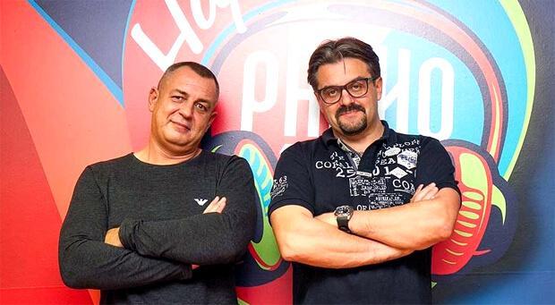 Борис Горский и Алексей Исаченко снова вместе в эфире — теперь на «Народном Радио» - Новости радио OnAir.ru