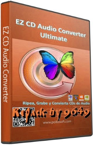 EZ CD Audio Converter 9.1.6.1 RePack & Portable by 9649