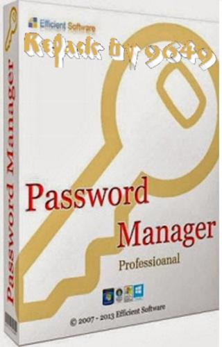 Efficient Password Manager Pro 5.50.544 RePack & Portable by 9649