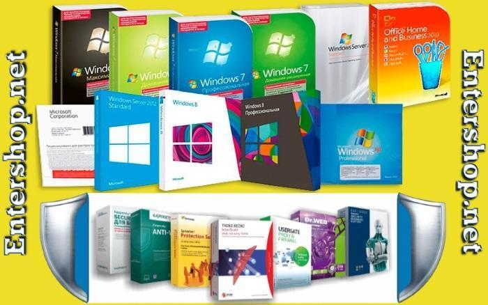 Купить ключи и лицензии недорого в магазине Entershop.net