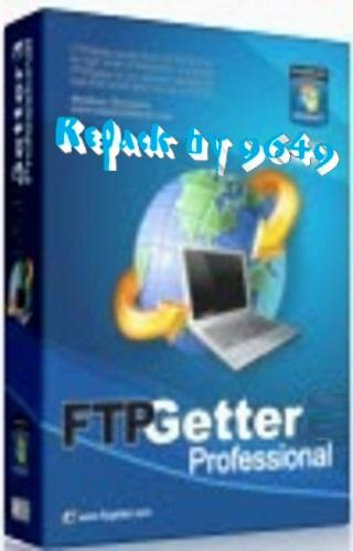 FTPGetter Pro 5.97.0.157 RePack & Portable by 9649