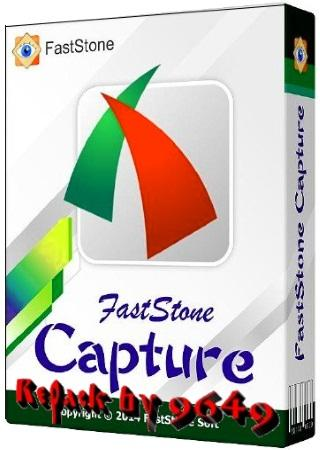 FastStone Capture 9.1 RePack & Portable by 9649