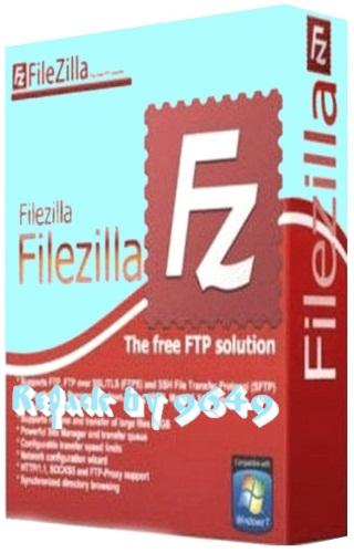 FileZilla 3.49.1 RePack & Portable by 9649