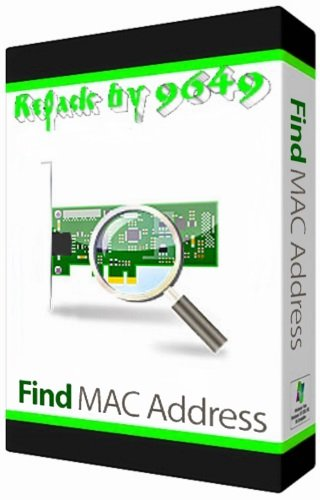 Find MAC Address 21.03 RePack & Portable by 9649