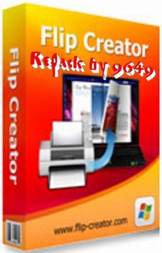 FlipCreator 5.1.0.2 RePack & Portable by 9649
