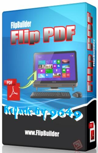 Flip PDF Pro 2.4.9.31 RePack & Portable by 9649