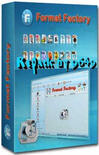 Format Factory 4.6.2 RePack & Portable by 9649