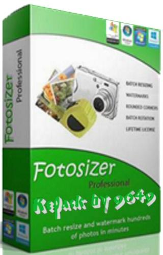 Fotosizer Pro 3.8.0.566 RePack & Portable by 9649