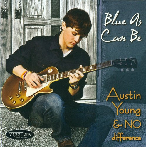Скачать Austin Young & No Difference - Blue as Can Be (2013) Бесплатно