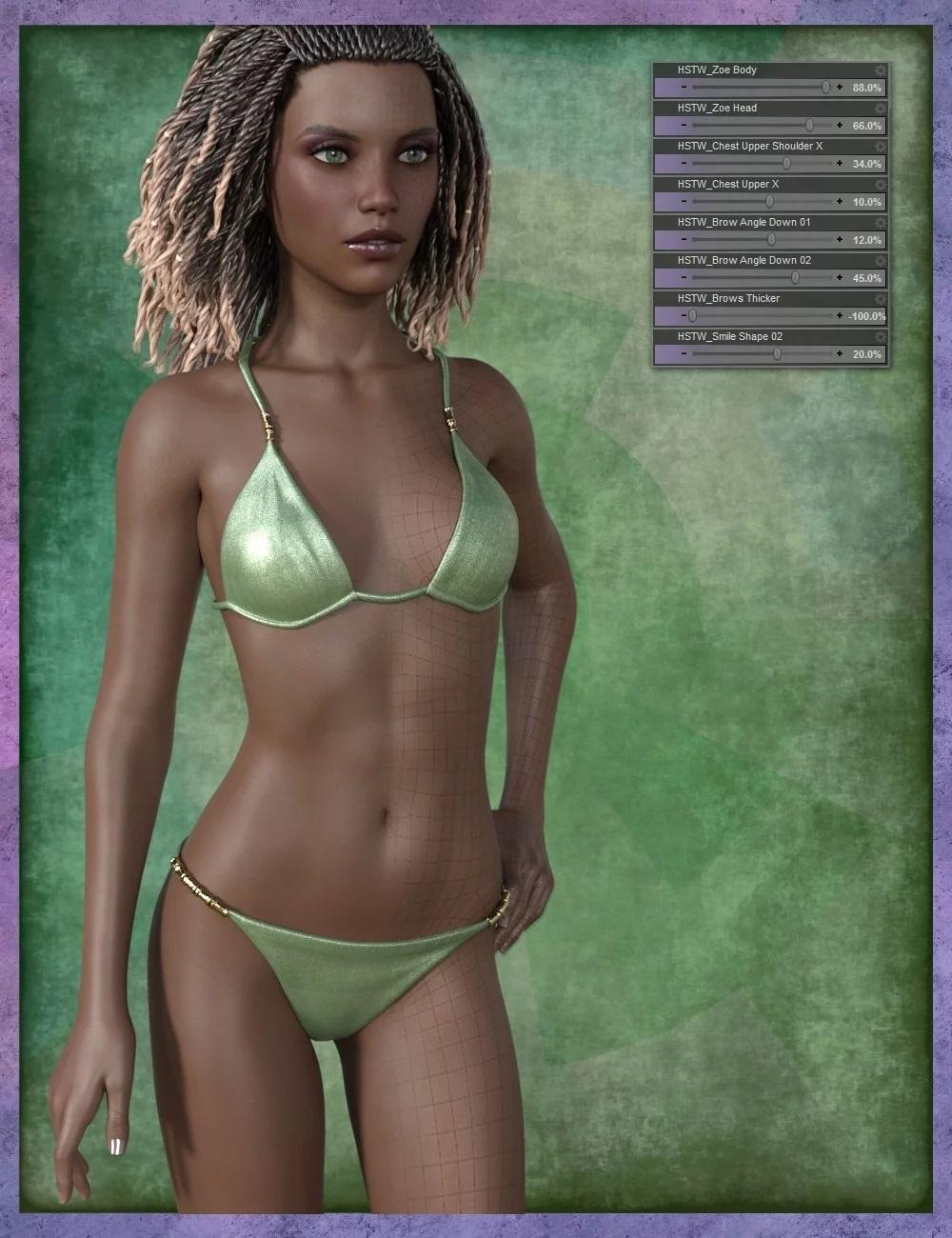 Genesis 8 Female Mixed Morph Kit