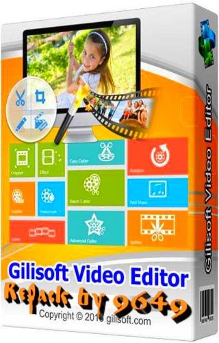 GiliSoft Video Editor 10.2.0 RePack & Portable by 9649