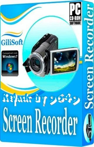 GiliSoft Screen Recorder 10.0.0 RePack & Portable by 9649