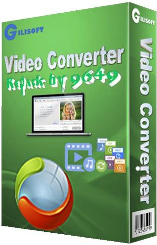 GiliSoft Video Converter Discovery 10.6.0 RePack & Portable by 9649
