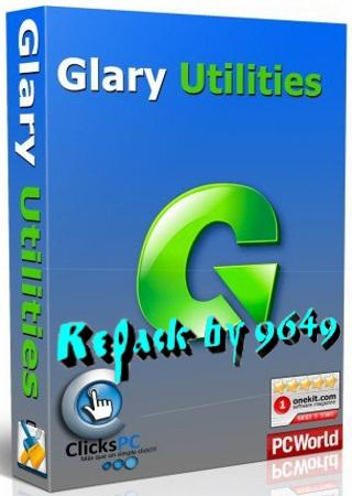Glary Utilities Pro 5.121 RePack & Portable by 9649