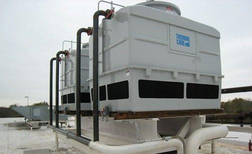 Для управления вентиляторами градирен наиболее подходящие частотные преобразователи из производственной гаммы компании «Данфосс» серии инверторов VLT HVAC Basic Drive FC 101 и серии VLT HVAC Drive FC 102