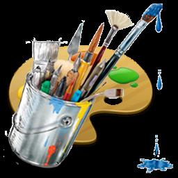 Ральф де Вискер Graphics-Painting-icon.1507615755