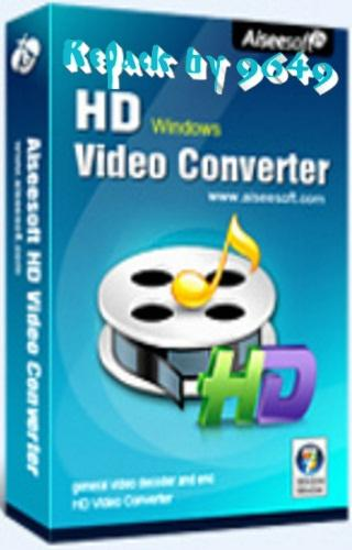 Aiseesoft HD Video Converter 9.2.20 RePack & Portable by 9649
