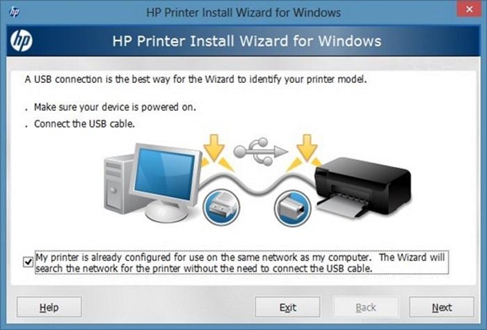 Драйверы принтера HP для Windows 10