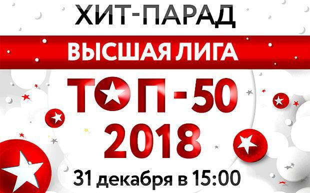 «Новое Радио» представит 50 самых ротируемых артистов России в 2018 году - Новости радио OnAir.ru