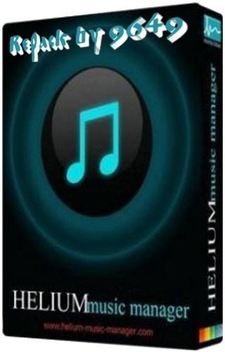 Helium Music Manager 13.6.15203 Premium RePack & Portable by 9649