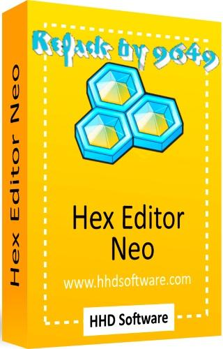 Hex Editor Neo Ultimate 6.42.5.6195 RePack & Portable by 9649