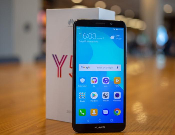 Huawei Y5 - доступный смартфон с поддержкой VoLTE